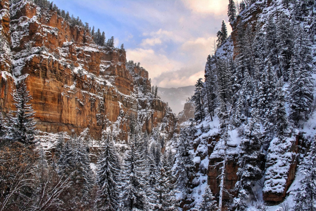Glenwood Canyon Colorado How To Have The Perfect Winter