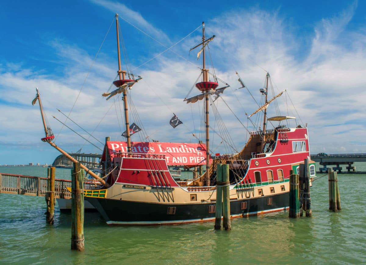 South Padre Island Boat Rides Voyages